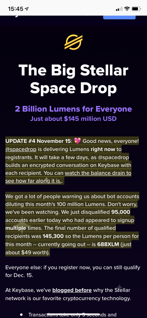 Keybase Spacedrop update #4